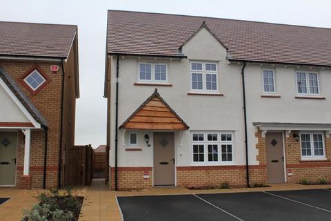 3 bedroom semi-detached house to rent - Westward Ho Cresent,