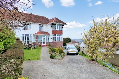 4 bedroom semi-detached house for sale - Clennon Gardens, Paignton
