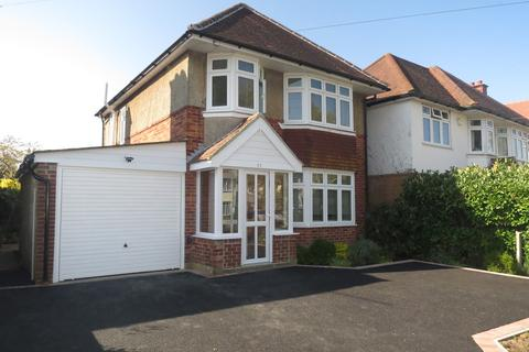 3 bedroom detached house to rent - Northbourne Avenue, Bournemouth