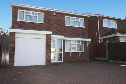 4 bedroom detached house to rent - Chantry Heath Crescent, Knowle, B93 9NJ