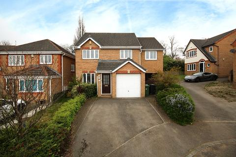 4 bedroom detached house for sale - Fieldhead Way, Heckmondwike, West Yorkshire, WF16
