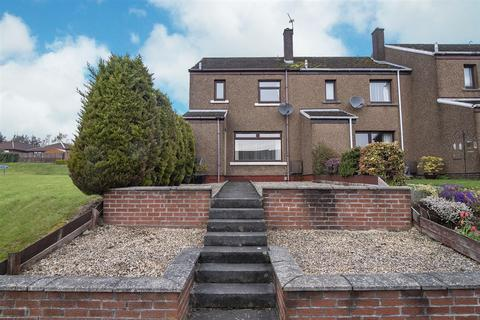 2 bedroom end of terrace house for sale - Norwood Avenue, Bonnybridge