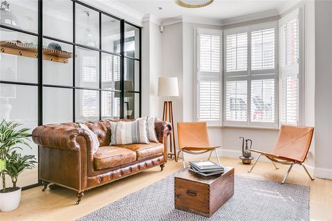 4 bedroom terraced house to rent - Westfields Avenue, Barnes, London