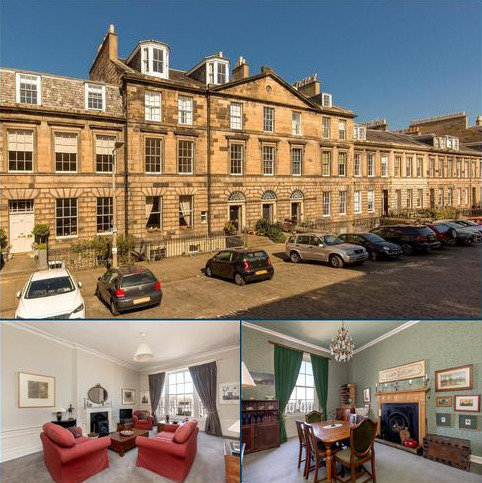 3 bedroom flat for sale - 16 Flat 5 Broughton Place, New Town, Edinburgh, EH1