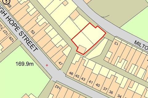 Land for sale - Land At Milton Street, Crook
