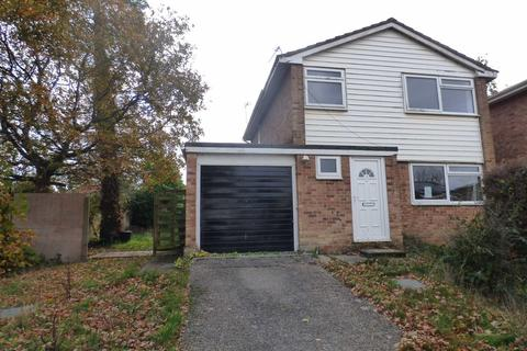 3 bedroom detached house for sale - Holworth Close, Bournemouth