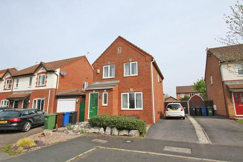 3 bedroom detached house for sale - Wotton Drive, Wigan, WN4