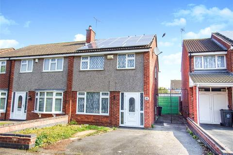 3 bedroom semi-detached house for sale - Jacklin Drive, Rushey Mead, Leicester, LE4