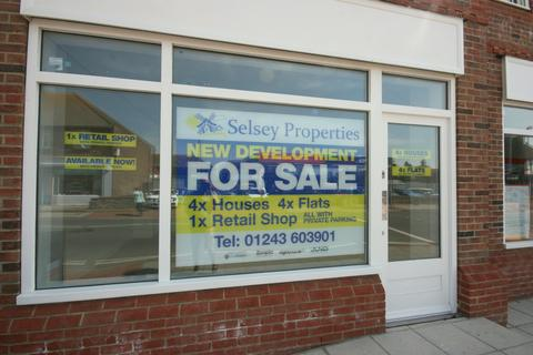 Shop for sale - HIGH STREET, SELSEY PO20