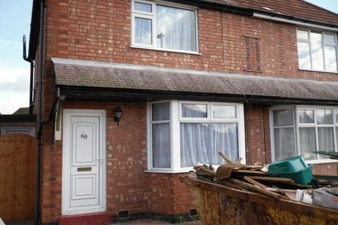 3 bedroom semi-detached house to rent - Fairfield Road, Oadby, LE2