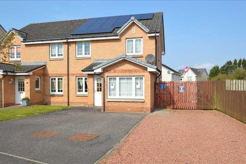 3 bedroom semi-detached house for sale - St Andrews Drive, Law Village, Law