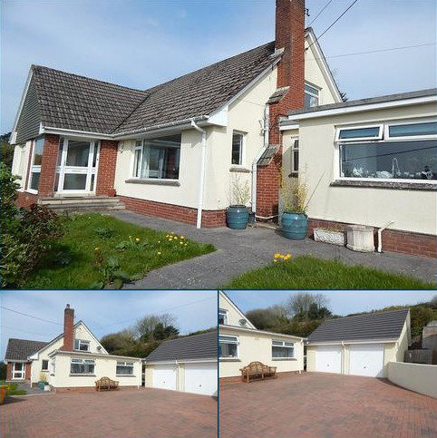 5 bedroom detached bungalow to rent - Goodleigh, Barnstaple
