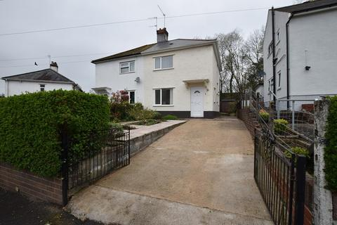 2 bedroom semi-detached house to rent - Cae Lewis , Tongwynlais, Cardiff. CF15 7LQ