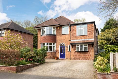 4 bedroom detached house for sale - Heald Drive, Bowdon, Cheshire, WA14