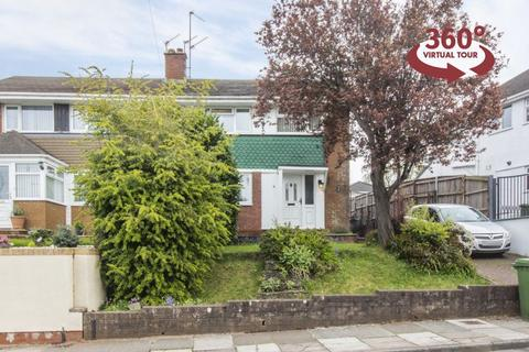 3 bedroom semi-detached house for sale - Hatherleigh Road, Rumney, Cardiff - REF# 00000692 - View 360 Tour At: