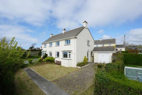 3 bedroom semi-detached house for sale - Moor Cross, Poughill, Bude