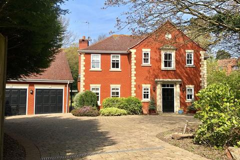 4 bedroom detached house for sale - Becketts Close, Bexley