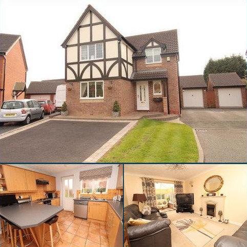 4 bedroom detached house for sale - Langdale Close, Clayhanger