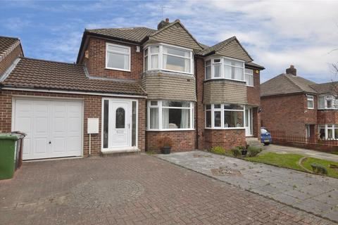 3 bedroom semi-detached house for sale - The Mount, Alwoodley, Leeds, West Yorkshire