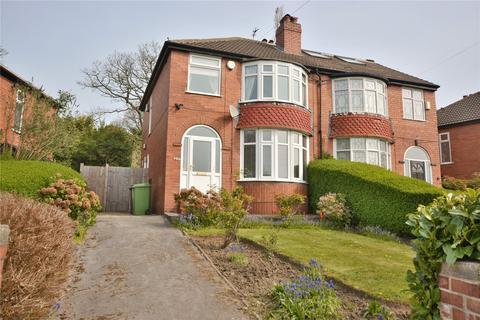 3 bedroom semi-detached house for sale - Ridgeway, Roundhay, Leeds
