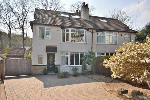 4 bedroom semi-detached house for sale - Oakwell Drive, Roundhay, Leeds