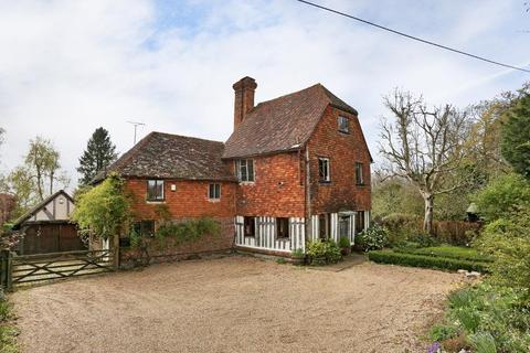 4 bedroom detached house for sale - Sissinghurst Road, Sissinghurst, Kent, TN17 2JA