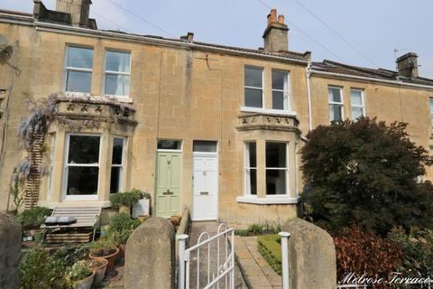 2 bedroom terraced house for sale - Melrose Terrace, Fairfield Park, Bath