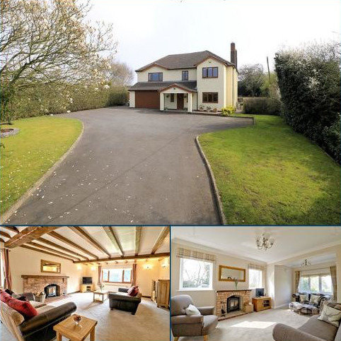 5 bedroom detached house for sale - Elder Lane, Griffydam, Coalville