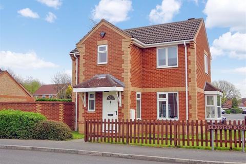 3 bedroom detached house for sale - Crossdale Grove, Oakwood, Derby