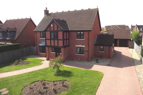 4 bedroom detached house for sale - Brecon Way, Sleaford