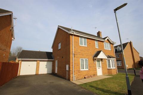 4 bedroom detached house for sale - Barley Way, Sleaford