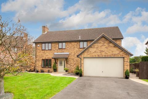 4 bedroom detached house for sale - Pine Copse Close, Duston, Northampton