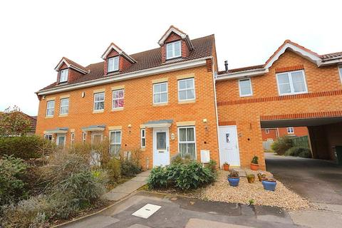 3 bedroom townhouse for sale - Marshall Close, Thorpe Astley