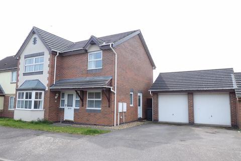 4 bedroom detached house for sale - Cottesbrooke Gardens, East Hunsbury, Northampton
