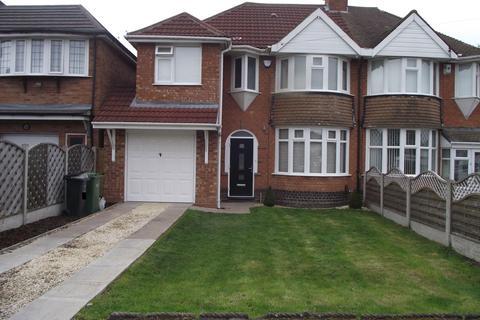 4 bedroom semi-detached house for sale - Elmfield Road, Castle Bromwich, Birmingham, B36