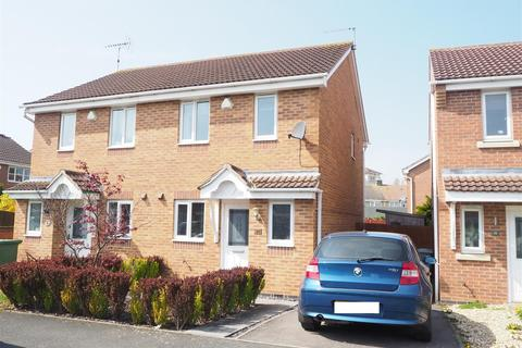 2 bedroom semi-detached house for sale - Broughton Drive, Newark