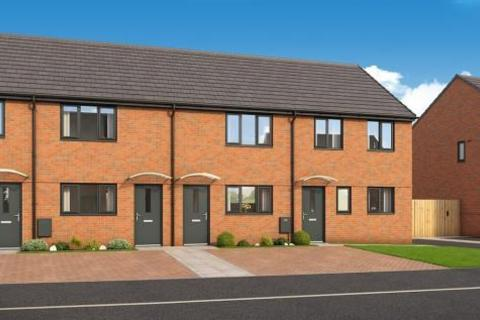 2 bedroom end of terrace house for sale - The Scholars, Poplar Road, Peterborough, PE1