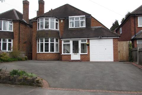 3 bedroom detached house for sale - Stoneleigh Road, Solihull