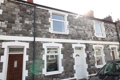 2 bedroom terraced house to rent - Kerrycroy Street, Splott, Cardiff