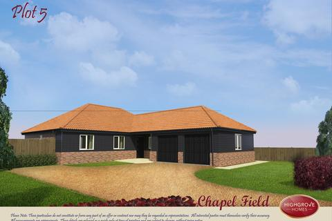 3 bedroom detached bungalow for sale - Austendyke Road, Weston Hills