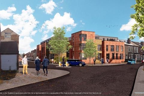 2 bedroom house share to rent - Inn Duplex 1, 71 Montpelier Road, Nottinghamshire, NG7