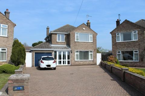 3 bedroom detached house for sale - Meadow Rise , Saxilby