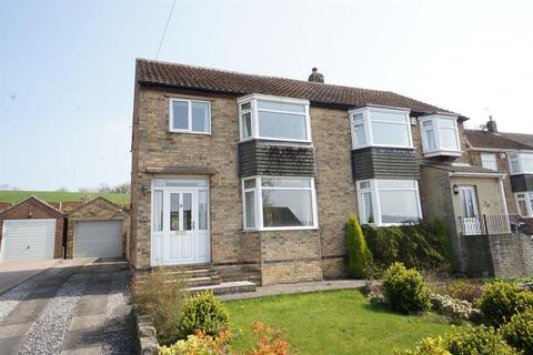 3 bedroom semi-detached house for sale - Longford Crescent, Bradway, Sheffield, S17 4LJ