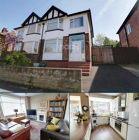 3 bedroom semi-detached house for sale - Exton Road, Sherwood