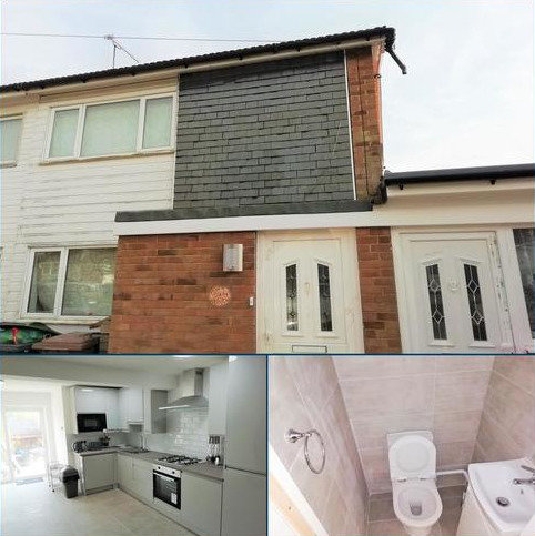 3 bedroom semi-detached house to rent - Fairfax Avenue, Luton LU3