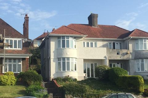 3 bedroom semi-detached house for sale - Lon Cynfor, Sketty, Swansea, City And County of Swansea. SA2 0TL