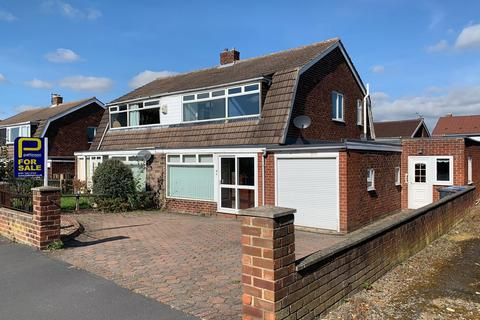 3 bedroom semi-detached house for sale - Willowtree Avenue, Gilesgate, Durham, DH1 1EB