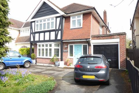 4 bedroom detached house for sale - William Road, Bournemouth, BH7