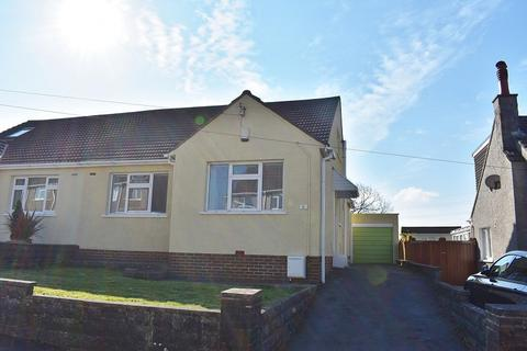 2 bedroom semi-detached bungalow for sale - Mayfield Avenue, Laleston, Bridgend. CF32 0LH
