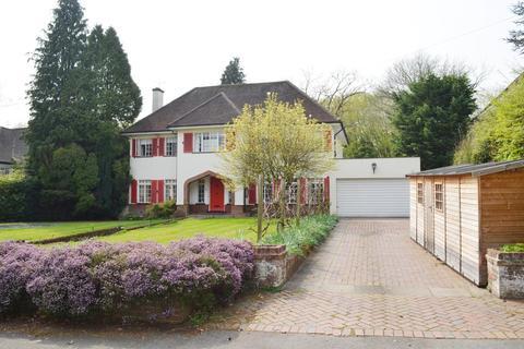 4 bedroom detached house to rent - Linksway, Northwood, HA6 2XB